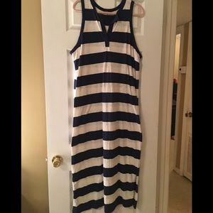 Gap full length dress